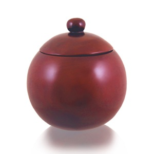 The Grace Wooden Urn